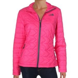North Face Tamburello Quilted Puffer Jacket